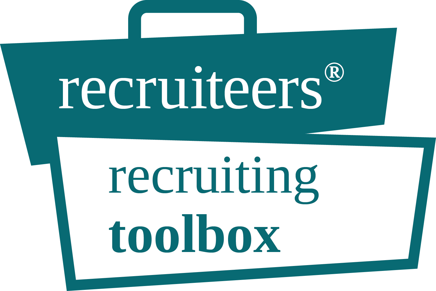 "Grafik ""recruiting toolbox"""