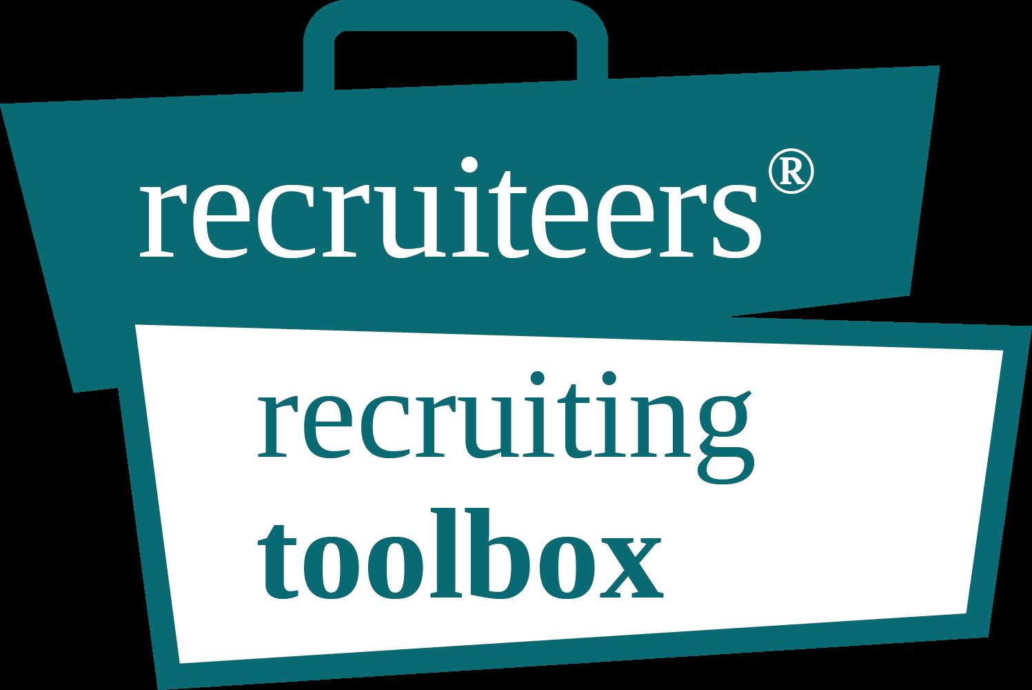 "Grafik ""recruiting toolbox"""